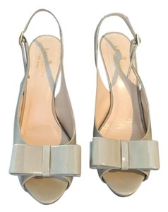 Kate Spade Stiletto Size 6 nude beige Pumps
