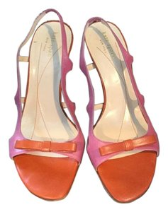 Kate Spade New York pink rust Pumps