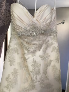 Casablanca 2161 Wedding Dress