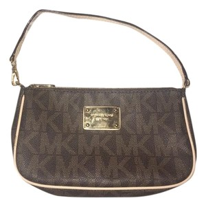 Michael Kors 885949322495 35f1gjsw3b Wristlet in Brown