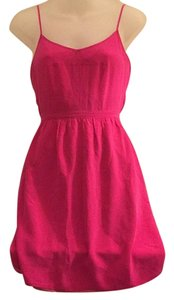 Madewell short dress Pink on Tradesy