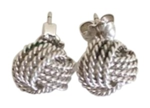 Tiffany & Co. Tiffany & Co Knot Earrings