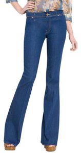 Mother Flare Leg Jeans-Medium Wash
