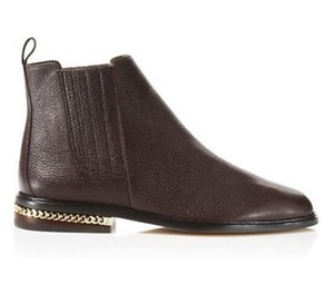 Michael Kors dark chocolate brown Boots