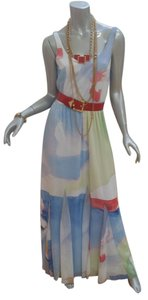 Multi Color Maxi Dress by Alice + Olivia