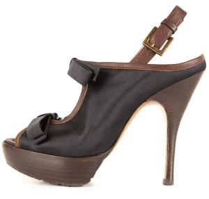 Marni Black & Brown Pumps