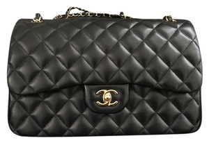 Chanel Classic French Chic Leather Shoulder Bag