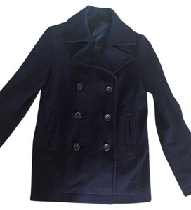 Uniqlo Pea Wool Pea Coat