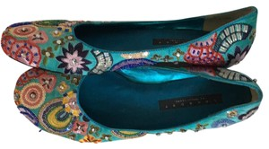 Laundry by Shelli Segal Multicolor Flats