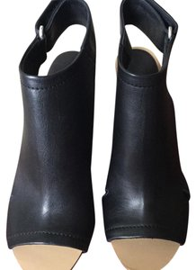 Rag & Bone Black Wedges