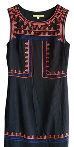 Gianni Bini short dress Dark Blue on Tradesy