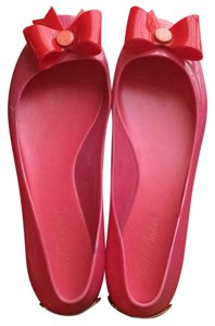 Ted Baker Pink Flats