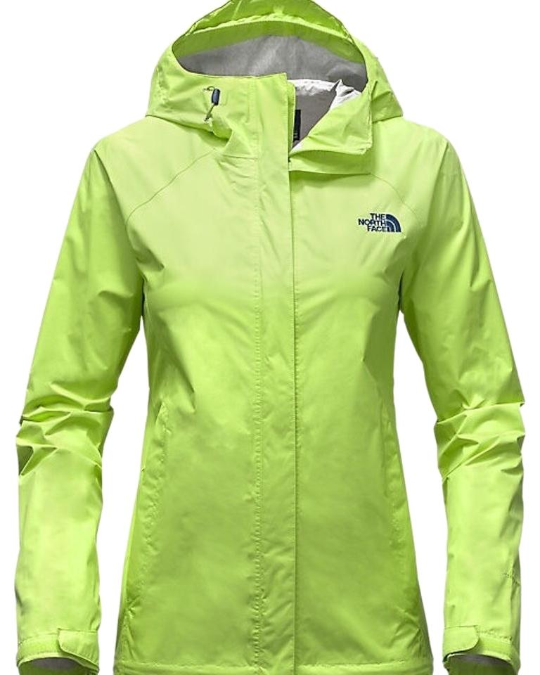 67861a7989ff The North Face Women s Venture Sharp Green Jacket Size 4 (S) - Tradesy
