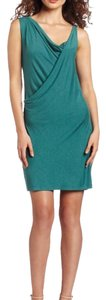 Rachel Pally short dress Bayou Blue Reno Drape Front on Tradesy