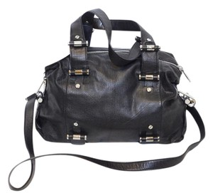 Michael Kors Crossbody Satchel in Black