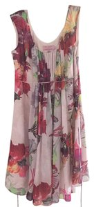 Ted Baker short dress Floral pink on Tradesy