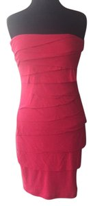 Velvet by Graham & Spencer short dress Pink on Tradesy