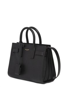 Saint Laurent Ysl Momogram Cabas Cross Body Bag
