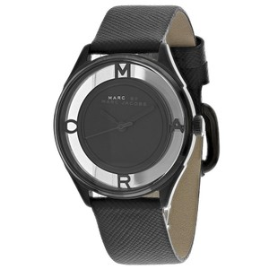 Marc by Marc Jacobs Marc Jacobs Women's hether Three Hand Leather Watch MBM1379