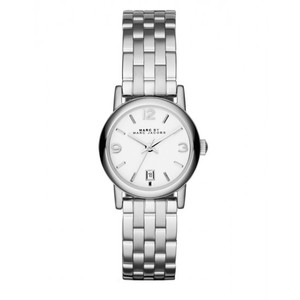 Marc by Marc Jacobs Marc Jacobs Women's Farrow Three Hand Stainless Steel Watch MBM3437