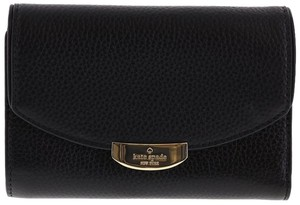 Kate Spade Kate Spade Mulberry Street Callie Clutch Wallet WLRU2605 Black