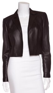 Akris Leather Jacket