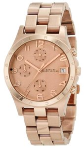 Marc by Marc Jacobs Marc Jacobs Women's Henry Chrono Watch MBM3074