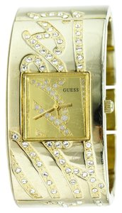 Guess Ladies Gold Tone Watch
