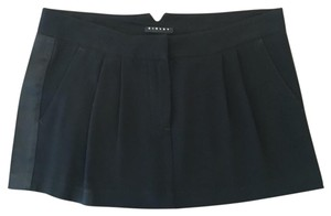 Sisley Mini Skirt Black