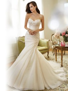 Sophia Tolli Y11556 Wedding Dress
