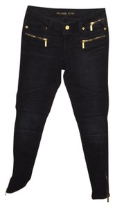 Michael Kors Skinny Jeans-Coated