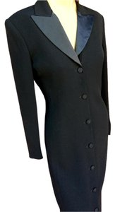 Ellen Tracy Holiday Formal Long Pea Coat