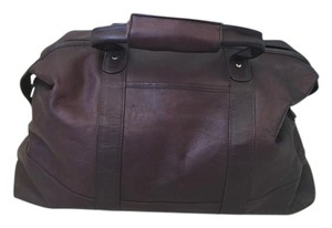 Latico brown mahogany Travel Bag