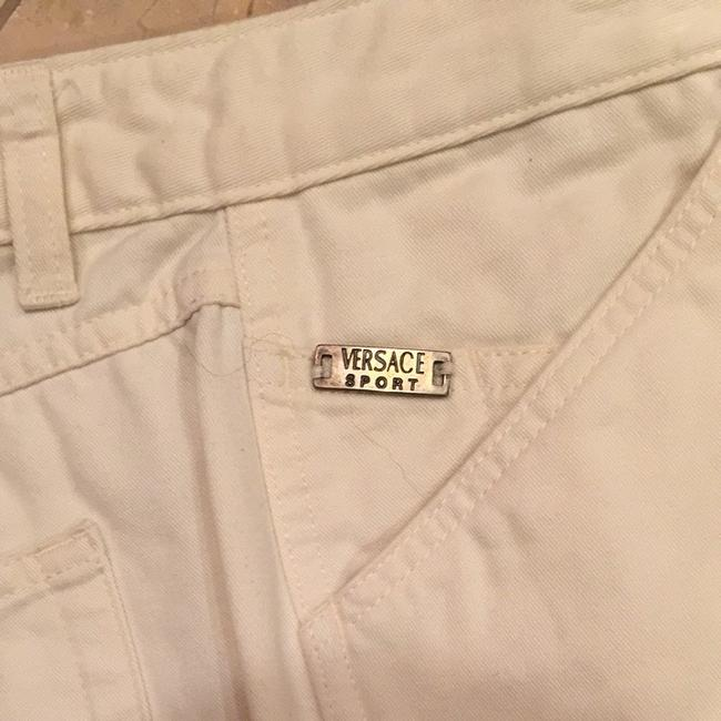 Versace Straight Leg Jeans-Light Wash