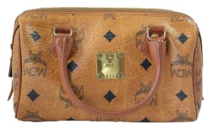 MCM Speedy Strap Cross Body Bag