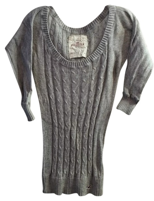 Hollister Cable Lightweight Knit Sweater