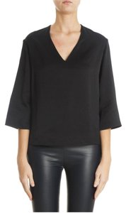 The Row Tory Burch Burberry Chanel Top Black