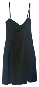 Narciso Rodriguez Cocktail Silk Dress