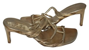 Bruno Magli GOLD Sandals