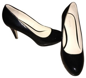 Nickels Heel Heels Black Pumps