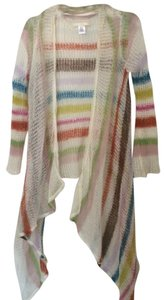 Relais Knitware Long Boho Free People Mohair Soft Flowy Cardigan
