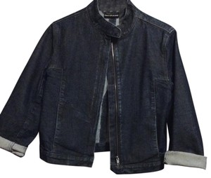 DKNY blue Womens Jean Jacket