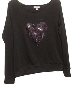 dELiA*s Top Dark gray