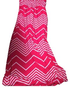 Red Maxi Dress by Design History