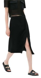 Zara Sleek Skirt Black