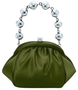 Tiffany & Co. Olive Clutch