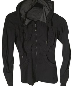 Lululemon Black Reversible Dance Jacket