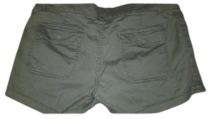 Faded Glory Mini/Short Shorts Olive