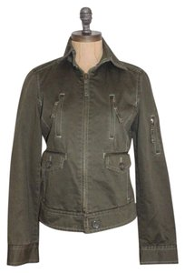 J.Crew Military Pocket Fitted Military Jacket
