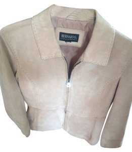 Bernardo Nordstrom tan Leather Jacket